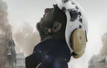 White Helmet: Syrian regime strikes de-escalation zone