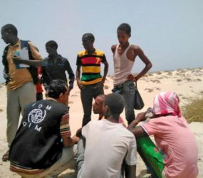 Over 150 refugees 'thrown' into Yemen Sea, 13 missing