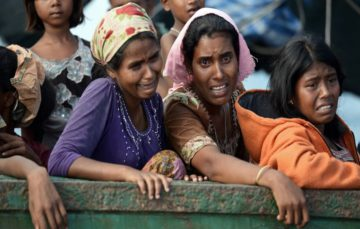UN concerned about gender-based violence among new Rohingya arrivals in Cox's Bazar