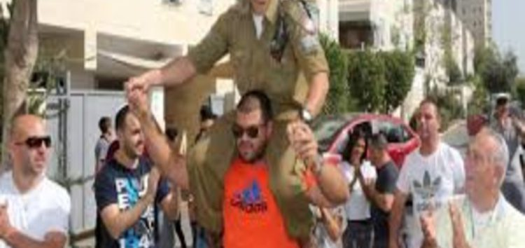 Israel soldier jailed for killing Palestinian allowed home for Jewish holiday