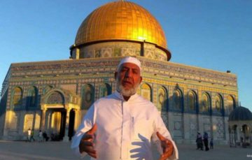 Israel bans head of al-Aqsa authority from accessing mosque