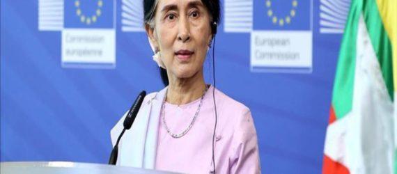 'Traitor': Rohingya refugees react to Aung San Suu Kyi's speech