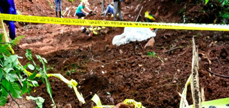 Two wartime mass graves discovered in Bosnia