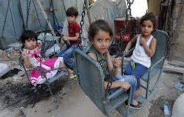 UN: 3.5 million refugee children don't attend school