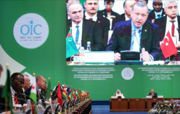 Erdogan urges Muslim countries to help Rohingya
