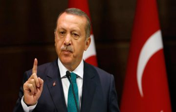 Erdogan: World must react to crimes against humanity
