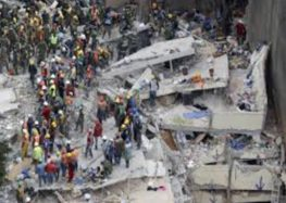 Earthquake Death toll rises to 230 as mexico President says 'every minute counts to save lives
