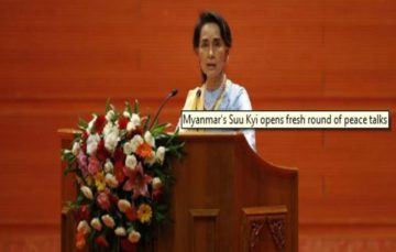 World leaders, NGOs and fellow peace prize winners speak out over Aung San Suu Kyi's response to the Rohingya crisis