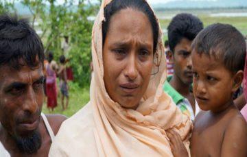 Bangladesh attempts to put pressure on Myanmar