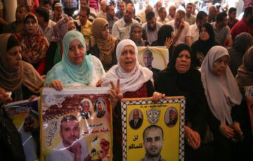 Israel settlers call for Palestinian prisoners' families to be punished