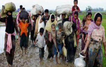 Rohingya Muslims being wiped off Myanmar's map