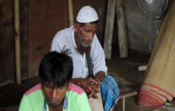 Rohingya refugees in India fear being forced back to Myanmar's ethnic cleansing