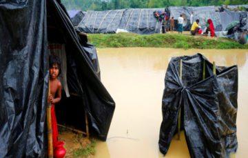 Aid group warns 600,000 Rohingya children could flee to Bangladesh