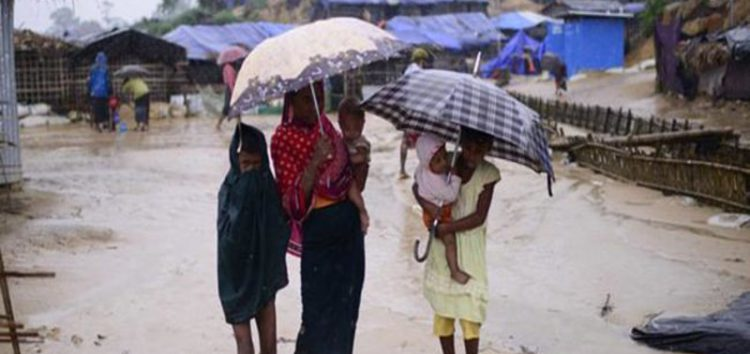 WHO warns of growing cholera threat in Rohingya Muslim camps