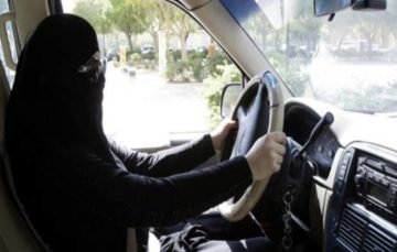 Saudi allows women to drive, decision supported by Saudi Scholars