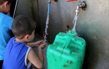 Israel reducing water supply to Palestinians in Jordan Valley