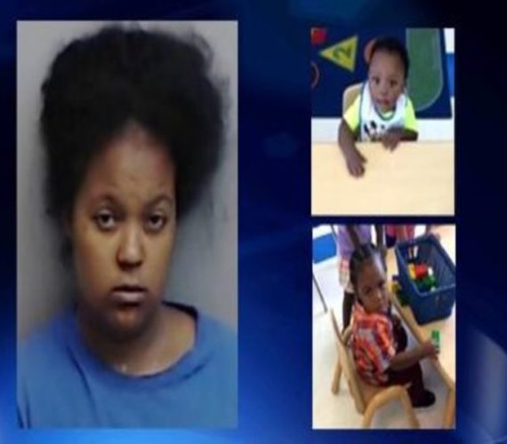 Mother accused of killing sons by placing them in hot oven