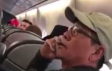 Two officers who dragged man off United Airlines flight fired