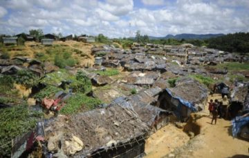 Officials: Rohingya Influx Brings 'Environmental Catastrophe'