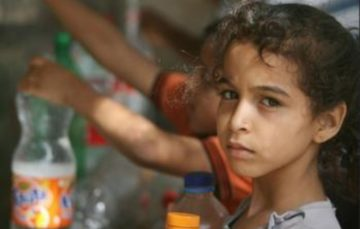 Water contamination the cause hundreds of infections in West Bank refugee camp