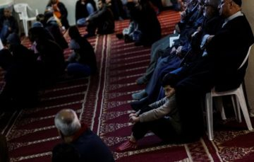 Muslims in Athens anxiously await the construction of their only purpose-built Mosque