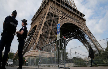 France: 8 people, including minors, charged with plotting attack against mosques, politicians