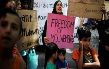 Refugee ban in Germany infringes 'human rights', major setback for refugees