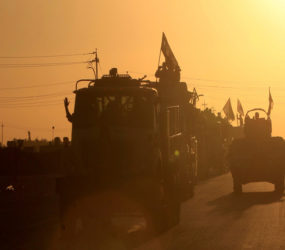 Iraq's military declares mission accomplished in Kirkuk