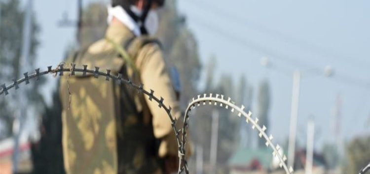 2 killed as clashes erupted at Kashmir army base