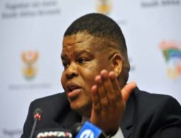 New Energy Minister David Mahlobo warns against speculating on news ministerial role