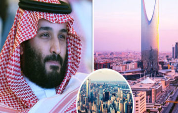 Crown prince unveils NEOM – Saudi Arabia's $500bn ultra high tech mega city of the future