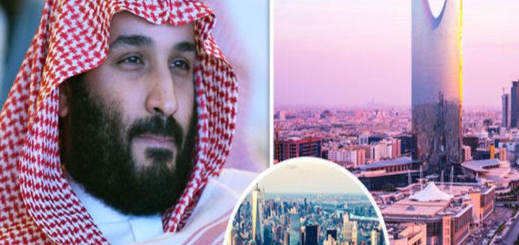 Crown prince unveils NEOM – Saudi Arabia's $500bn ultra high tech mega city of the future