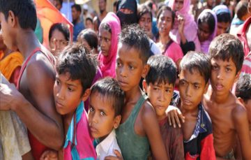 UNICEF concerned as Rohingya children face hunger, malnutrition and disease