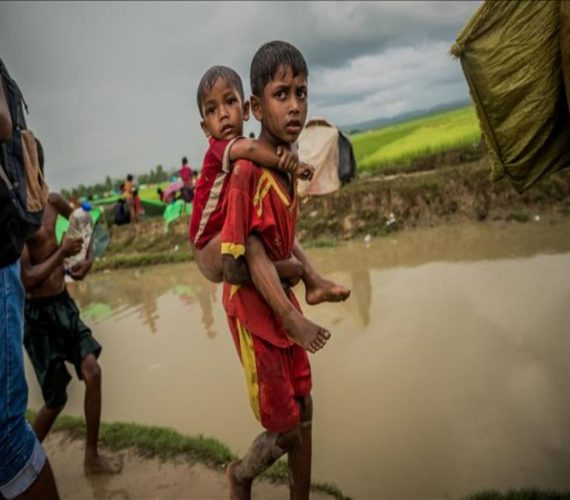 UN concerned as up to 12,000 Rohingya children flee violence weekly