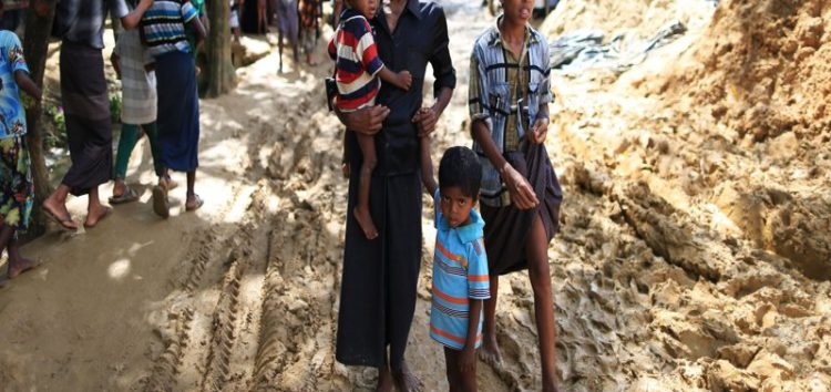 UN rights experts urge Myanmar to 'vigorously prosecute cases of violence' against Rohingya Muslims