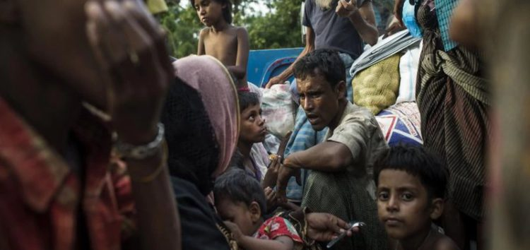 Rohingya refugees doubt Myanmar's assurances on going home