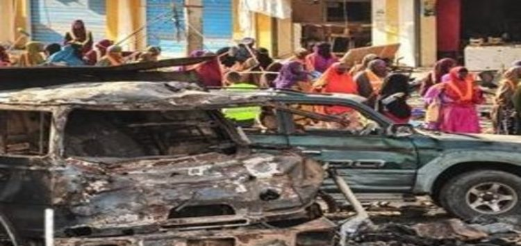 Somalia Truck blast death toll rises above 300