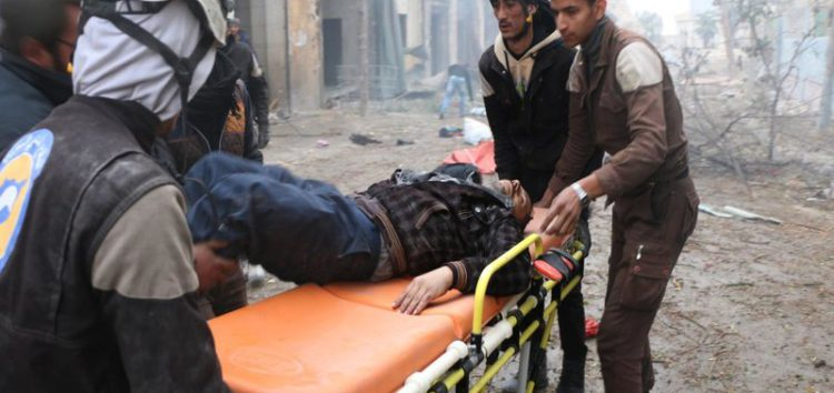 Syria violence at worst level since Aleppo says ICRC
