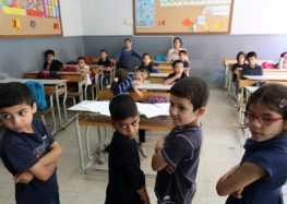 Why the need to raise funds towards education for the Syrian refugee children?