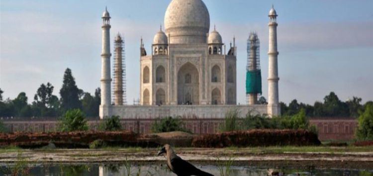 Iconic Taj Mahal dropped from tourism brochure