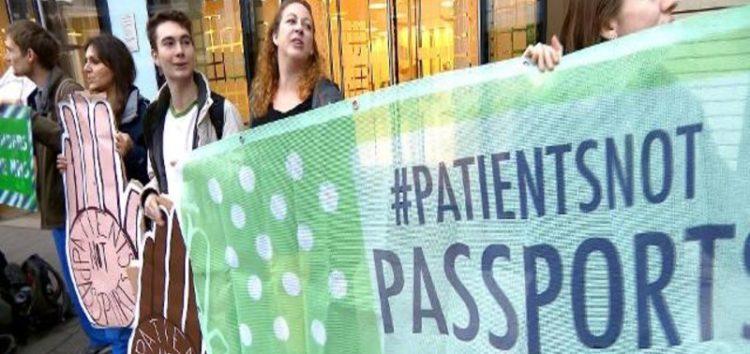 UK makes checking hospital patients' immigration status mandatory