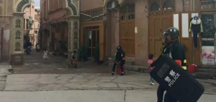 China: Homes of Kazakh Muslims raided