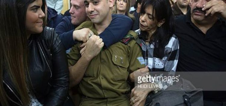 Israeli president rejects pardon of Israeli soldier convicted of manslaughter