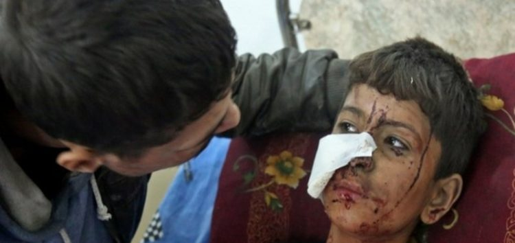 UN survey reveals: As crisis worsens, besieged Syrians eating trash and fainting from hunger