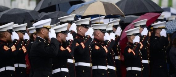US Marine drill instructor who abused Muslim recruits sentenced to 10 years