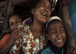 Call Them What They Are: Rohingya Refugees