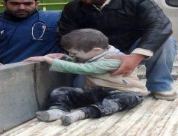 Assad's regime pounds besieged Ghouta killing 87