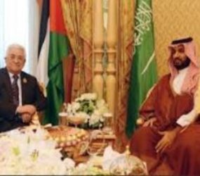 Saudi Ultimatum to Mahmood Abbas: Endorse US' plan or leave