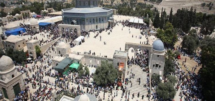 Why a visit to Masjid al-Aqsa has to be on your bucket list