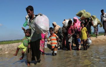 Amnesty: Rohingya Muslims suffered under 'apartheid' regime for years before brutal crackdown